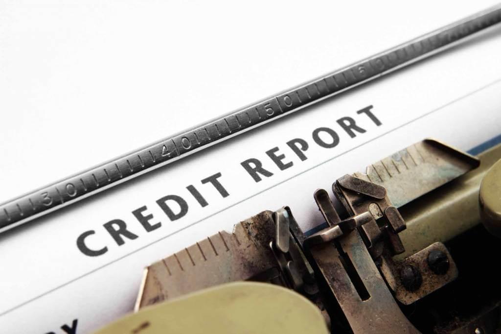 home equity loan poor credit report