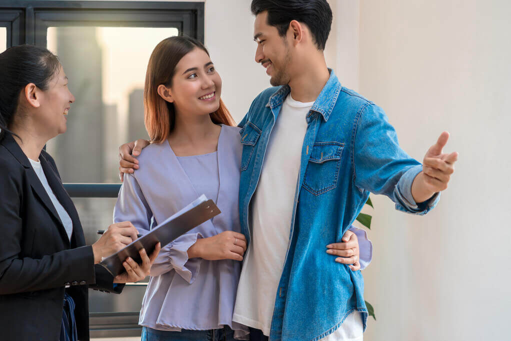 broker providing a home loan for non-resident buyers